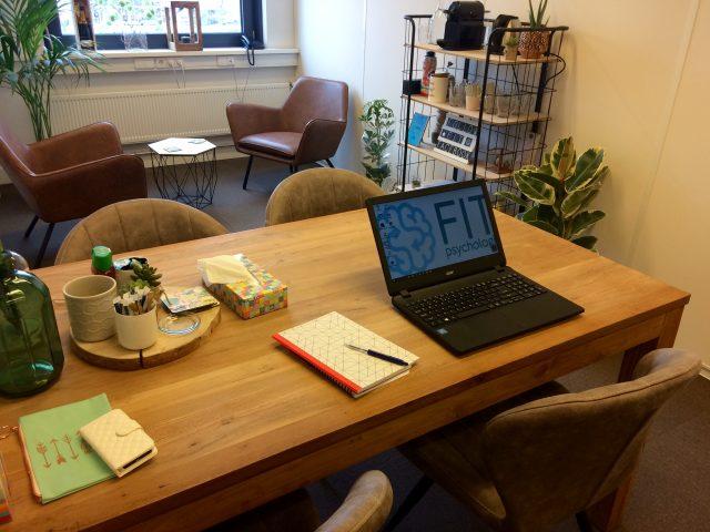 FIT psychologie Alphen aan den Rijn Leiden psycholoog Michelle Ernst